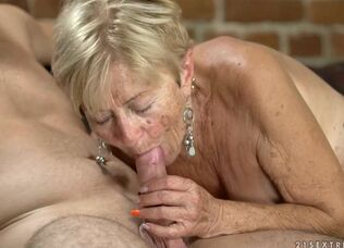 Big granny sex